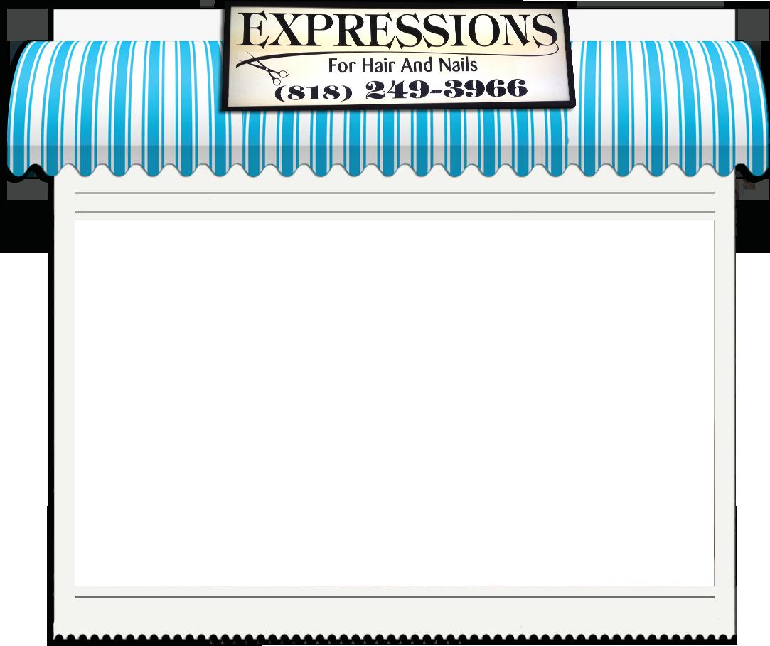 Expressions hair nails salon - Expressions hair salon ...